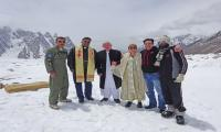 Afiniti ski group encourages investment in Pak, hosts wedding atop Karakoram