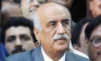 Khursheed Shah calls for inquiry against PTI, MQM