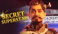 Amir Khan's Secret Superstar hits the screen on Diwali