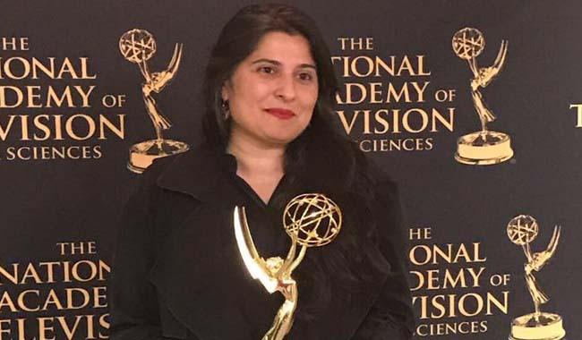Pakistan's Sharmeen Obaid Chinoy wins Emmy for best documentary