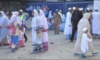 Indian Bohra community members acknowledge peaceful environment in Pakistan