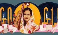 Google celebrates Begum Akhtar's 103rd birth anniversary