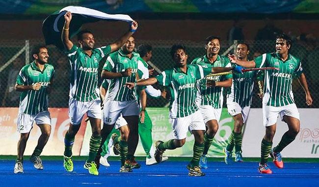 Pak hockey team leaves for Dhaka to take part in Asia Cup
