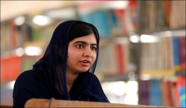 Malala attends first lectures at Oxford