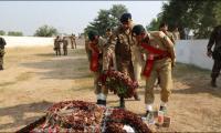 COAS visits family of martyred Naib Subedar Nadeem