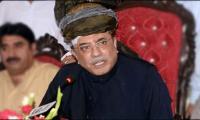 Zardari advises nation to remain vigilant of Imran, Nawaz