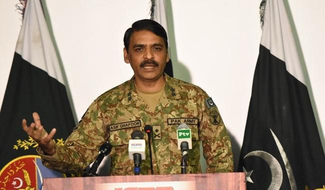 DG ISPR says religion is a private matter of an individual