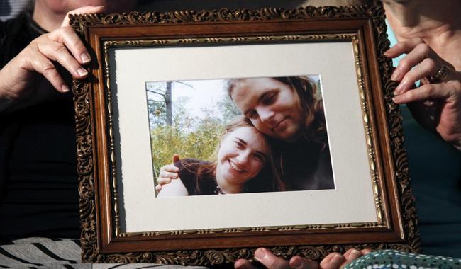 Caitlan and Joshua: Adventurers caught in Taliban trap