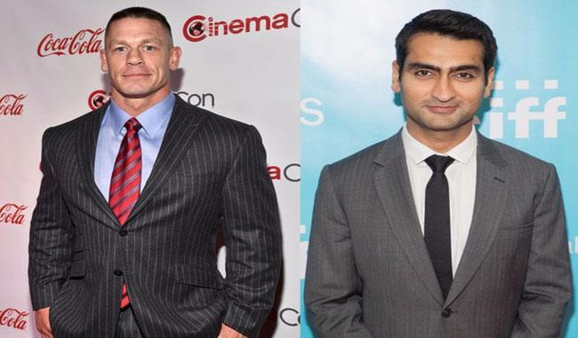 American-Pakistani actor to star alongside John Cena