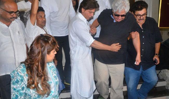 Shahrukh Khan reveals memories with Kundan Shah