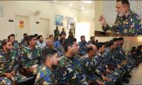 Pakistan Navy conducts Exercise BURQ VII at Creeks