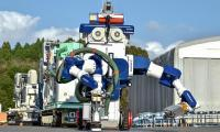 Nuclear clean-up robot tested at power plants