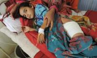 Minor girl among two injured in Indian firing along LoC