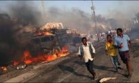 Death toll from blasts in Somalia rises to 85