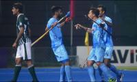 Hockey: India thrash Pakistan 3-1 in Hero Asia Cup