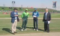 Pakistan bat in second Sri Lanka ODI