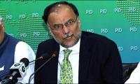 Ahsan Iqbal clarifies his statement was not against Army