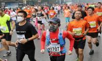 Annual International Marathon held in China
