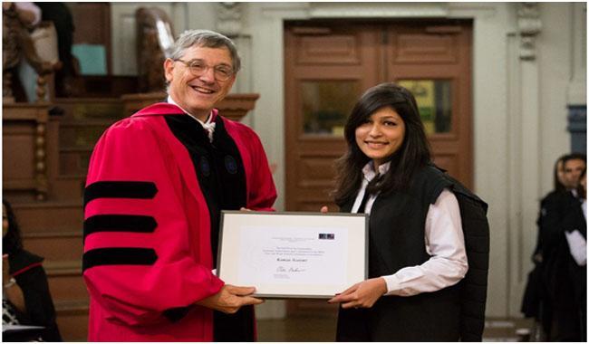 In conversation with Pakistan's Oxford Award winner Kanza Azeemi