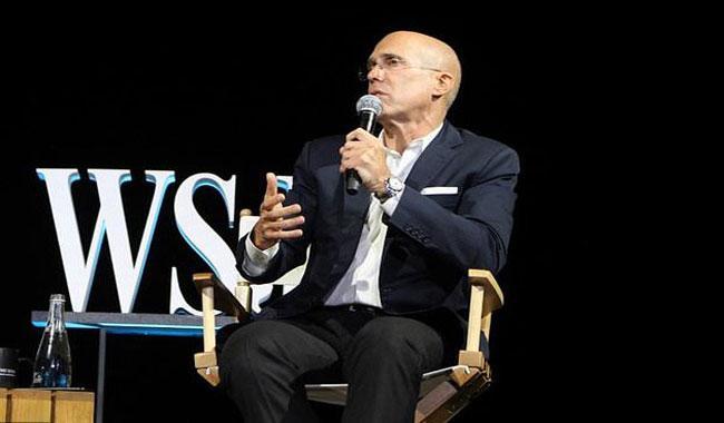 Hollywood titan Katzenberg slams Weinstein as a