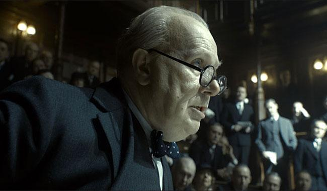 New trailer of Hollywood movie 'The Darkest Hour' releases