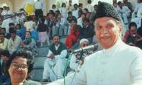 Hakim Muhammad Saeed's 19th death anniversary being observed today