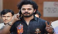 Indian court reinstates Sreesanth fixing ban