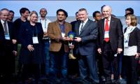 'doctHERs' startup from Pakistan wins int'l competition at World Health Summit in Berlin