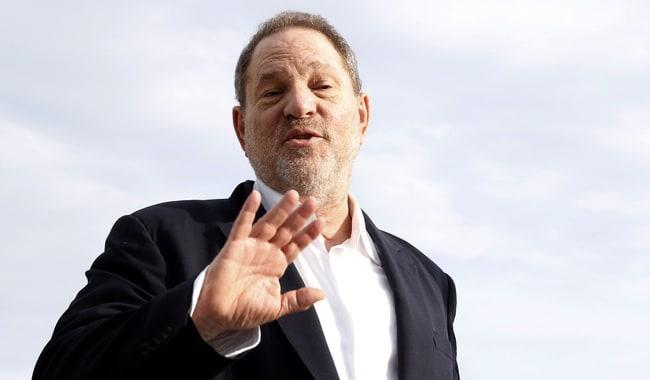 Weinstein resigns from board, celebrity accounts of assault snowball