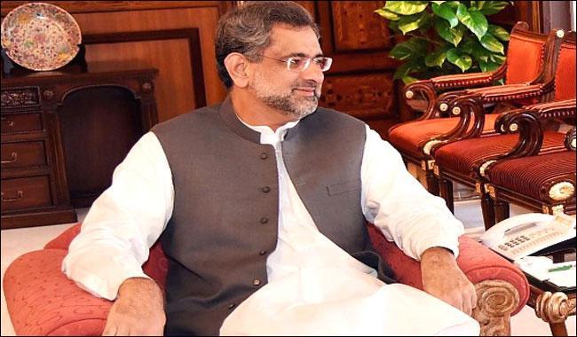 Karachi to be made centre of peace, prosperity: PM Abbasi