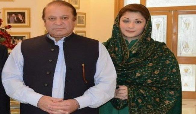 Nawaz Sharif, Maryam, Capt (retd) Safdar indicted