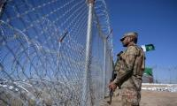 Pakistan hails new Afghan border fence to curb militancy