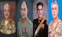 Four Army officials promoted