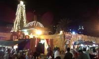 Hindus celebrate Diwali in Karachi