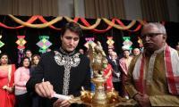 Trudeau's Diwali wish on Twitter criticized by Hindu community