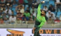 Pakistan´s Hafeez reported for suspect bowling action