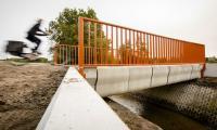 Netherlands builds first ever 3D bridge