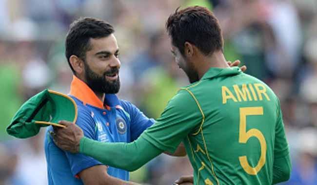 Here's what Muhammad Amir said after Kohli praised him