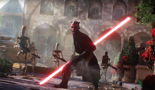 Good news for video gamers: Star Wars Battlefront II trailer released
