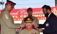 Army Chief installs AMC Colonel Commandant
