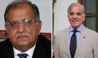 Pirzada wants Shehbaz to lead PML-N
