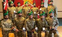 Pak Army takes gold in UK's Exercise Cambrian Patrol