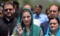 Maryam says Nawaz Sharif's indictment a reminder of dictatorship
