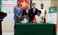 Peshawar Zalmi signs two Chinese cricket players for PSL season 3