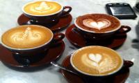 Annual coffee-making contest held in New York