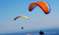 Turkey commemorates 18th annual paragliding championship