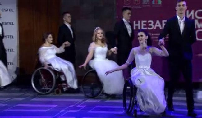 'Miss Independence' pageant for Russian women with disabilities breaks down barriers