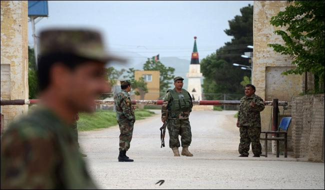 15 Afghan army trainees killed in Kabul suicide attack