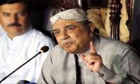 Zardari calls for immediate arrest of Sharifs