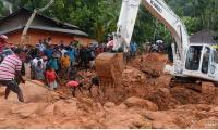 Landslide buries up to 20 at Penang, Malaysia, construction site